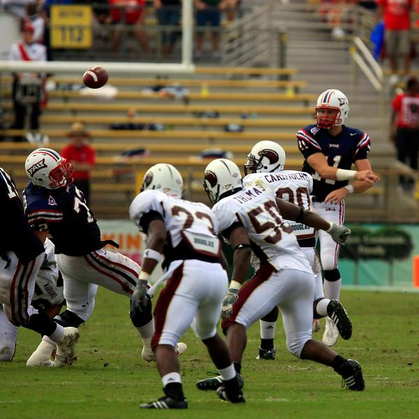 FAU Football vs University of Louisiana-Monroe 27Oct07 - (513)sq