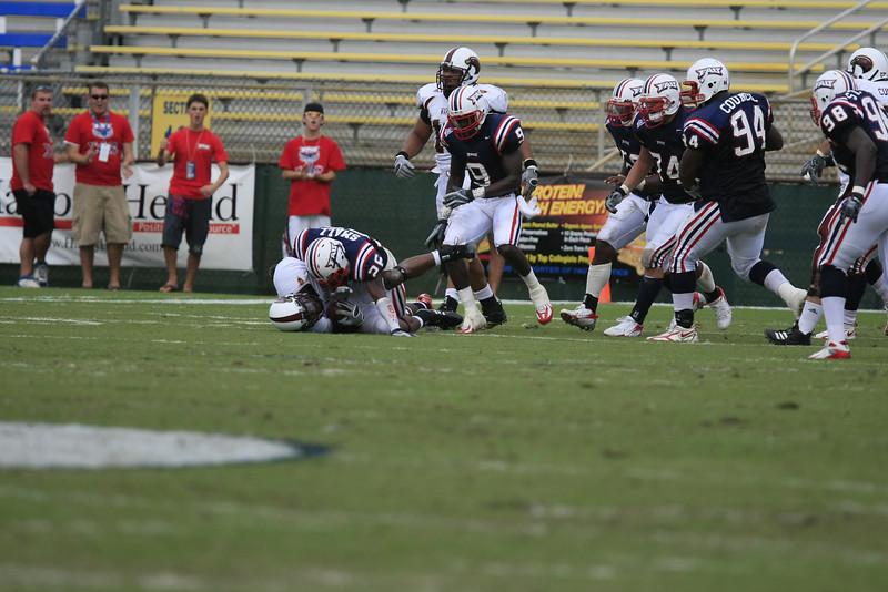 FAU Football vs University of Louisiana-Monroe 27Oct07 - (342)
