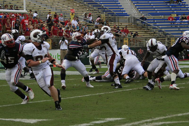 FAU Football vs University of Louisiana-Monroe 27Oct07 - (474)
