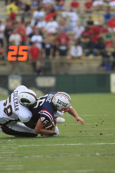 FAU Football vs University of Louisiana-Monroe 27Oct07 - (427)