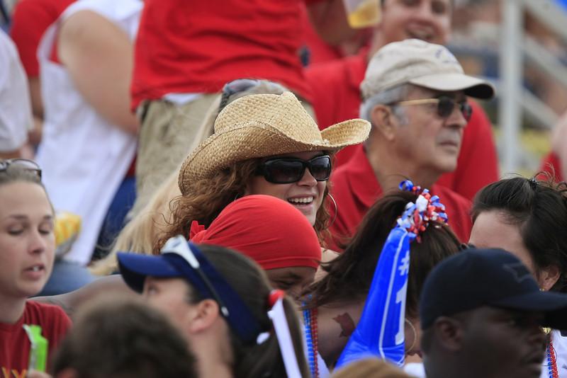 FAU Football vs University of Louisiana-Monroe 27Oct07 - (318)