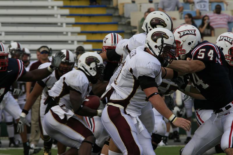 FAU Football vs University of Louisiana-Monroe 27Oct07 - (189)