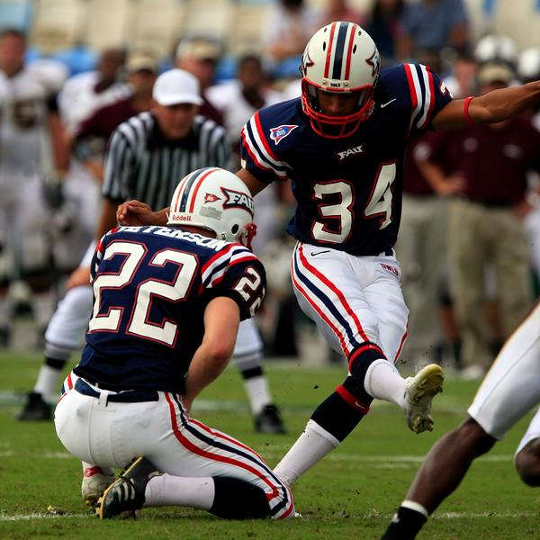 FAU Football vs University of Louisiana-Monroe 27Oct07 - (671)sq