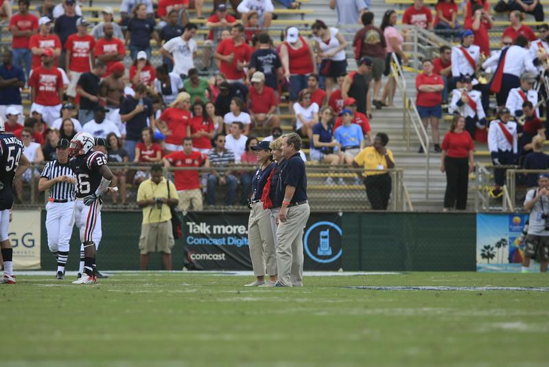 FAU Football vs University of Louisiana-Monroe 27Oct07 - (468)