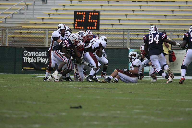 FAU Football vs University of Louisiana-Monroe 27Oct07 - (329)
