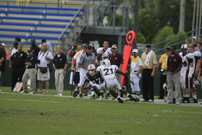 FAU Football vs University of Louisiana-Monroe 27Oct07 - (493)