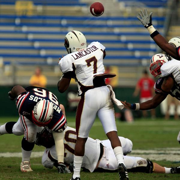 FAU Football vs University of Louisiana-Monroe 27Oct07 - (250)sq
