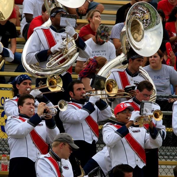 FAU Football vs University of Louisiana-Monroe 27Oct07 - (336)sq