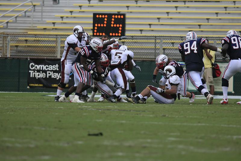 FAU Football vs University of Louisiana-Monroe 27Oct07 - (330)