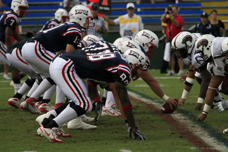 FAU Football vs University of Louisiana-Monroe 27Oct07 - (367)