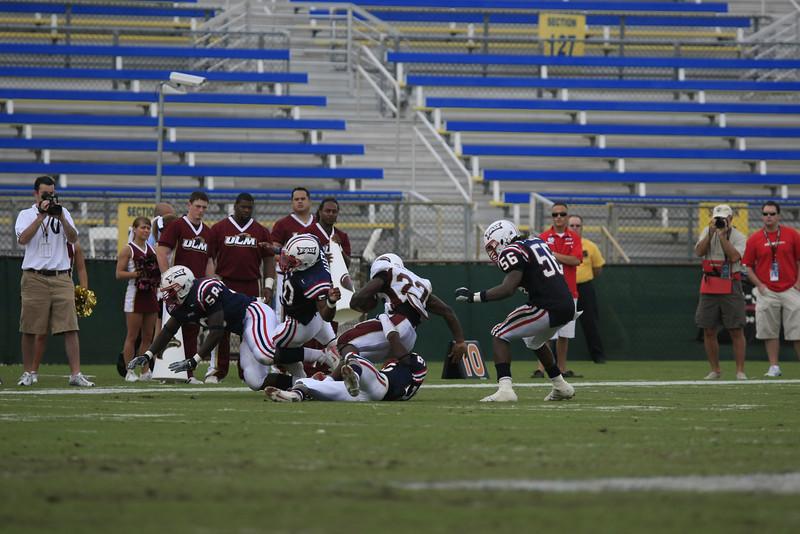 FAU Football vs University of Louisiana-Monroe 27Oct07 - (311)