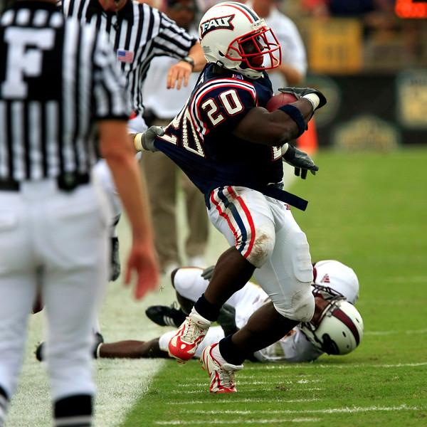 FAU Football vs University of Louisiana-Monroe 27Oct07 - (599)sq
