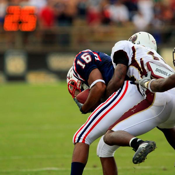 FAU Football vs University of Louisiana-Monroe 27Oct07 - (607)sq