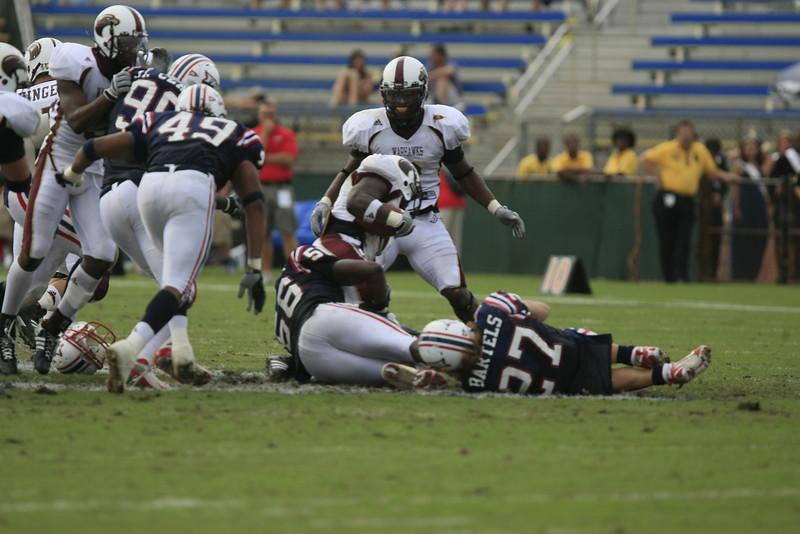 FAU Football vs University of Louisiana-Monroe 27Oct07 - (545)