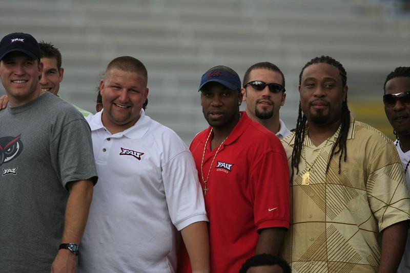FAU Football vs University of Louisiana-Monroe 27Oct07 - (752)