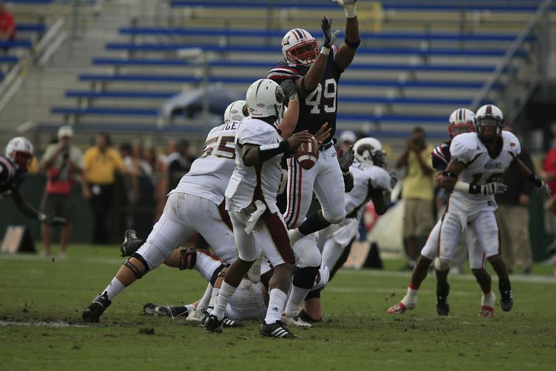 FAU Football vs University of Louisiana-Monroe 27Oct07 - (552)