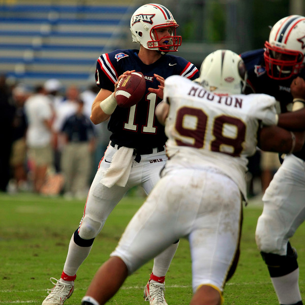 FAU Football vs University of Louisiana-Monroe 27Oct07 - (627)sq