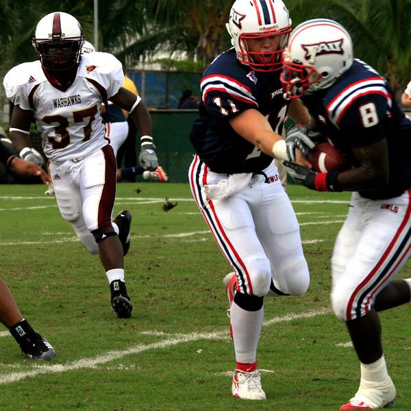 FAU Football vs University of Louisiana-Monroe 27Oct07 - (158)sq