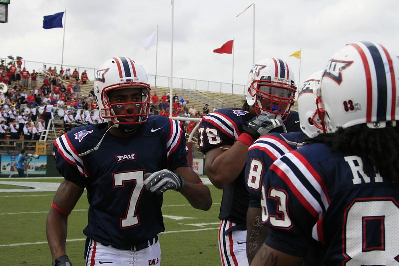 FAU Football vs University of Louisiana-Monroe 27Oct07 - (160)