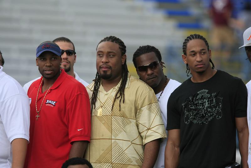 FAU Football vs University of Louisiana-Monroe 27Oct07 - (754)