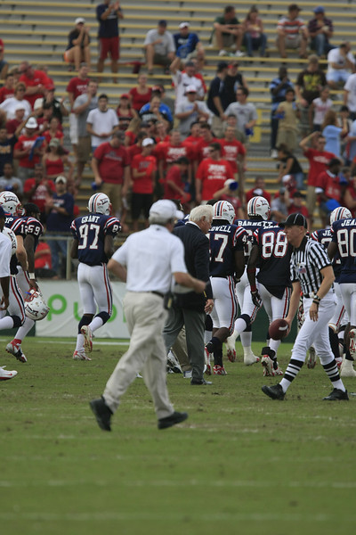 FAU Football vs University of Louisiana-Monroe 27Oct07 - (688)
