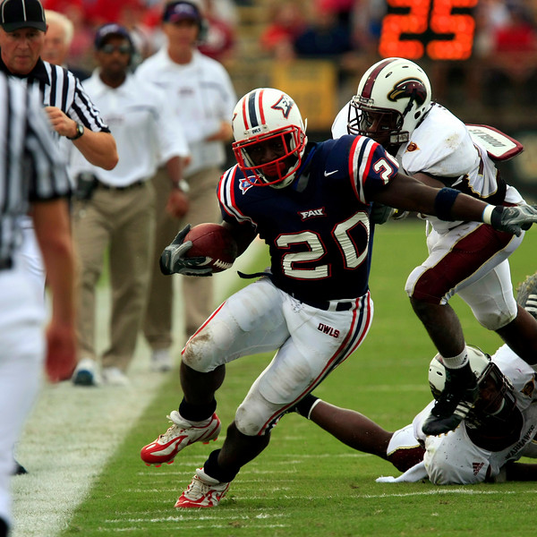 FAU Football vs University of Louisiana-Monroe 27Oct07 - (595)sq