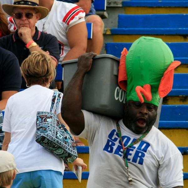 FAU Football vs University of Louisiana-Monroe 27Oct07 - (549)sq