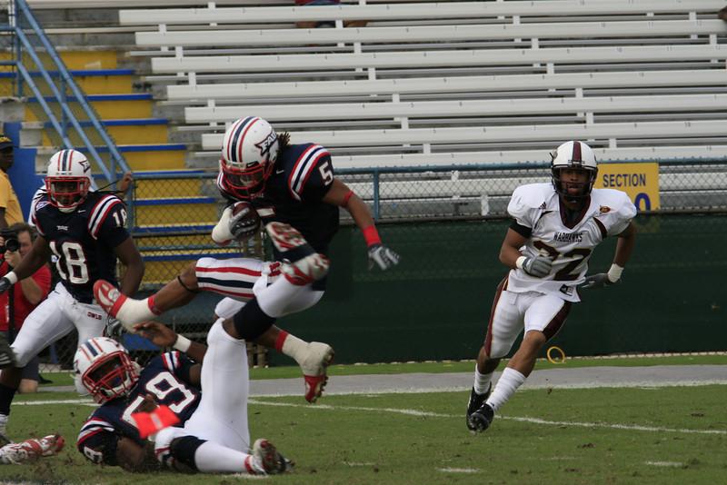 FAU Football vs University of Louisiana-Monroe 27Oct07 - (554)