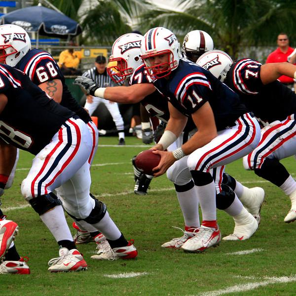 FAU Football vs University of Louisiana-Monroe 27Oct07 - (157)sq