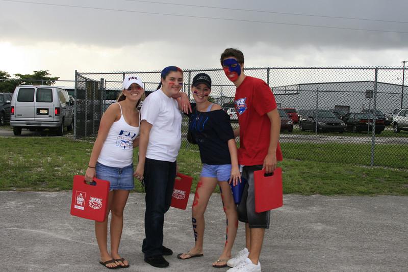 FAU Football vs University of Louisiana-Monroe 27Oct07 - (775)