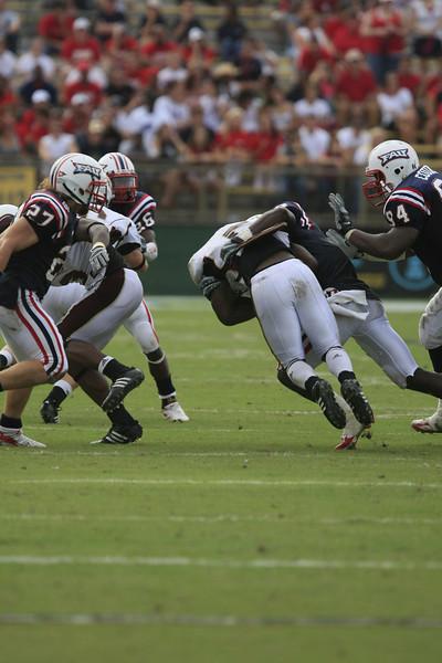 FAU Football vs University of Louisiana-Monroe 27Oct07 - (538)