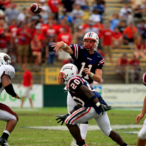 FAU Football vs University of Louisiana-Monroe 27Oct07 - (603)sq