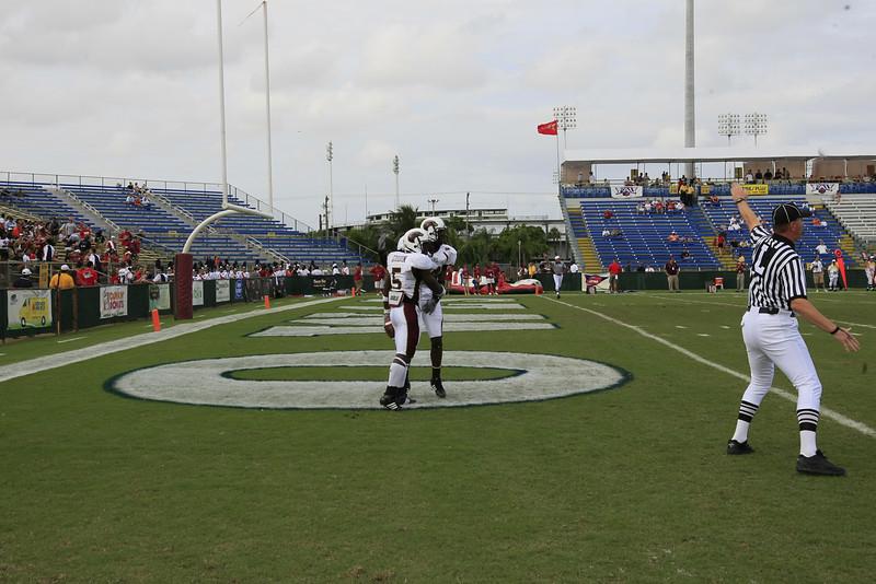 FAU Football vs University of Louisiana-Monroe 27Oct07 - (145)