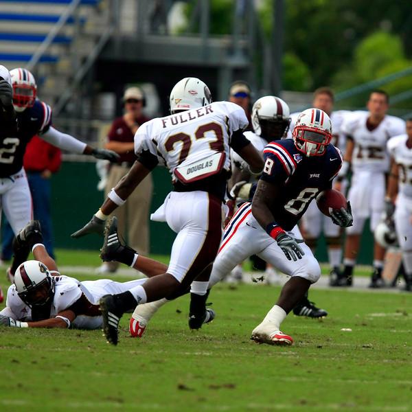 FAU Football vs University of Louisiana-Monroe 27Oct07 - (521)sq