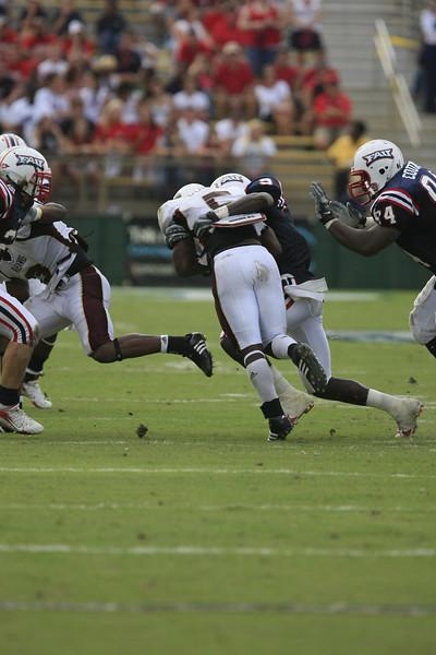FAU Football vs University of Louisiana-Monroe 27Oct07 - (537)