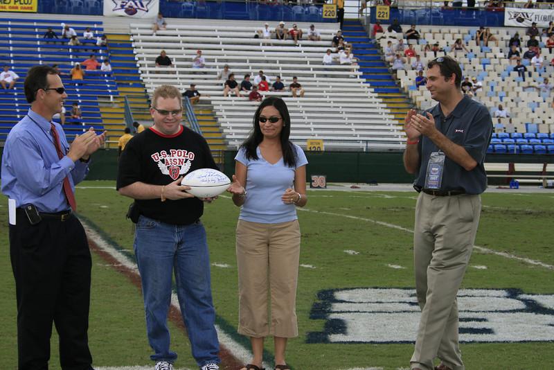 FAU Football vs University of Louisiana-Monroe 27Oct07 - (291)