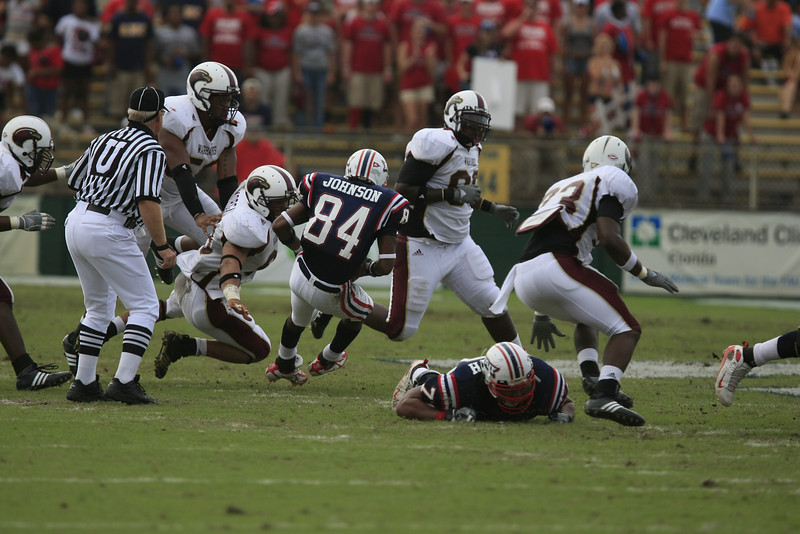 FAU Football vs University of Louisiana-Monroe 27Oct07 - (514)
