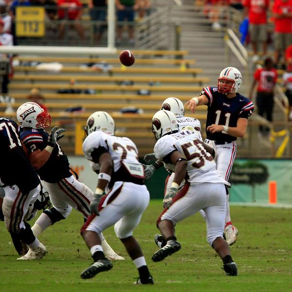 FAU Football vs University of Louisiana-Monroe 27Oct07 - (512)sq