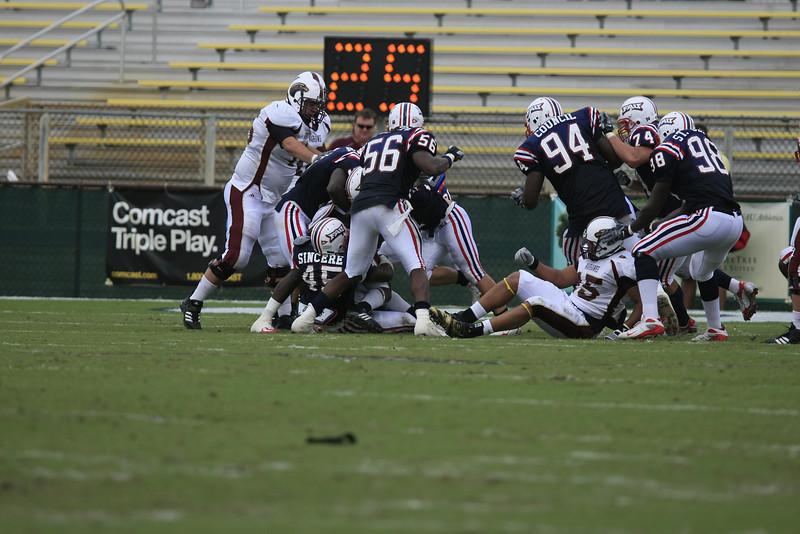 FAU Football vs University of Louisiana-Monroe 27Oct07 - (333)