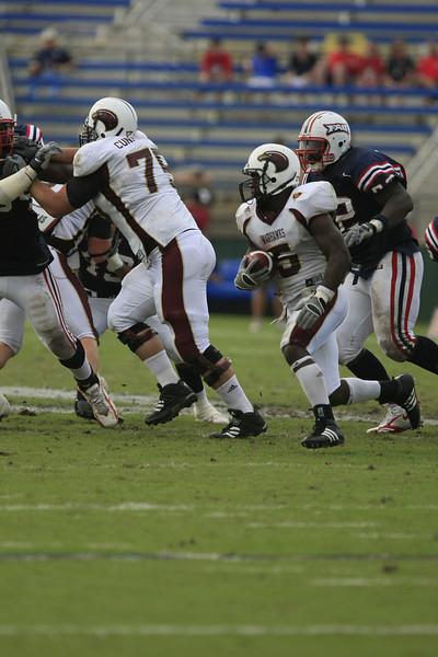 FAU Football vs University of Louisiana-Monroe 27Oct07 - (532)