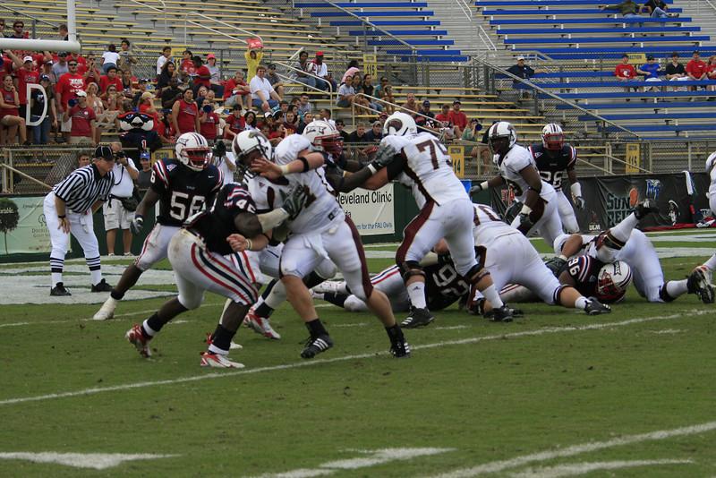 FAU Football vs University of Louisiana-Monroe 27Oct07 - (473)