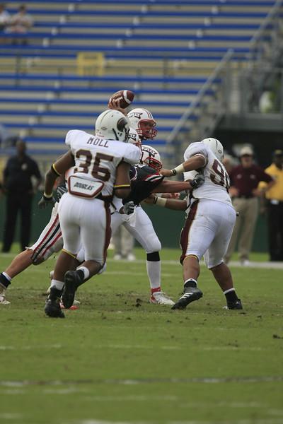 FAU Football vs University of Louisiana-Monroe 27Oct07 - (529)