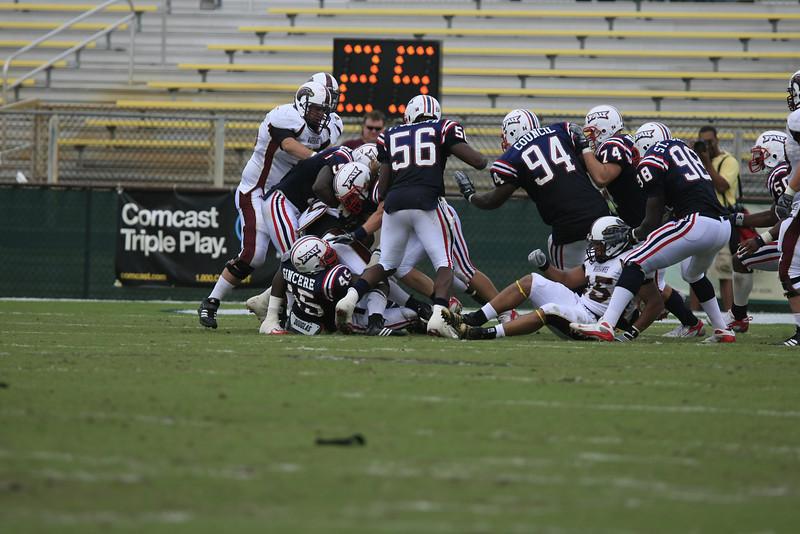 FAU Football vs University of Louisiana-Monroe 27Oct07 - (334)