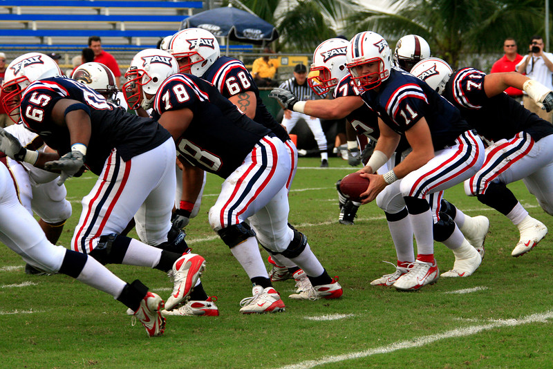 FAU Football vs University of Louisiana-Monroe 27Oct07 - (157)