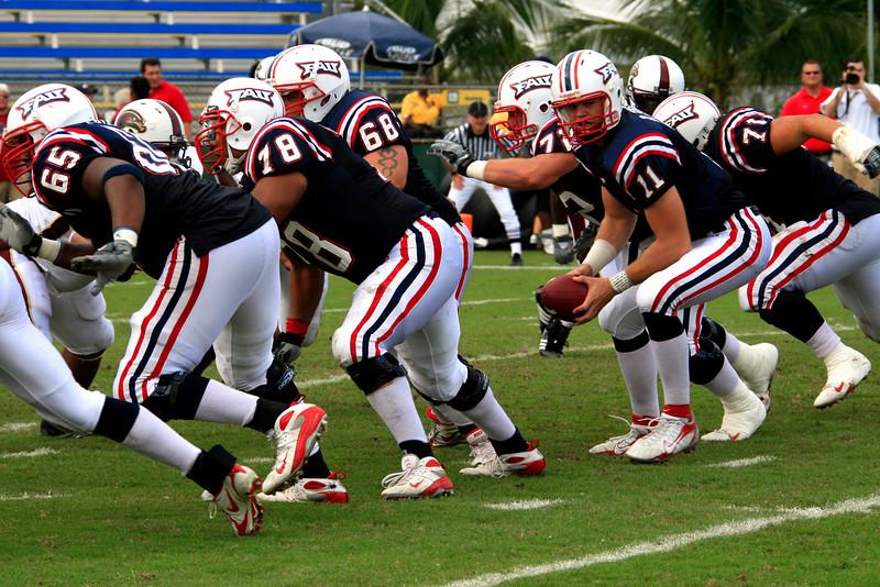 FAU Football vs University of Louisiana-Monroe 27Oct07 - (157)