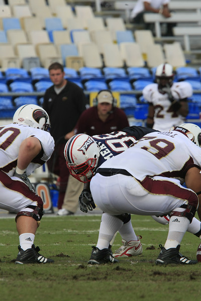 FAU Football vs University of Louisiana-Monroe 27Oct07 - (182)