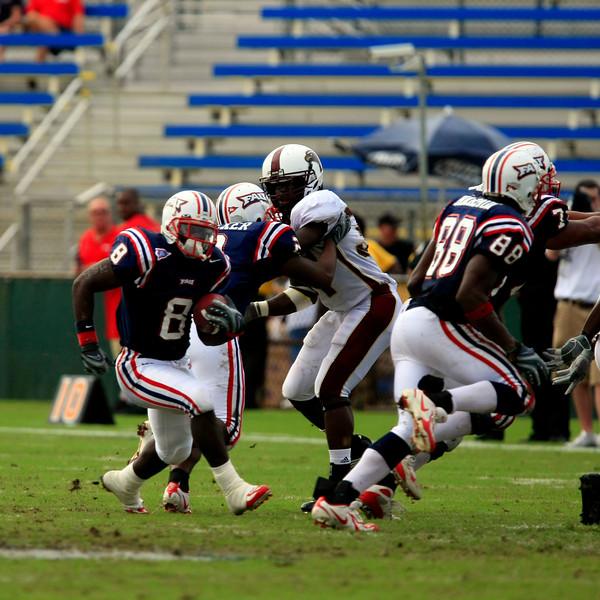 FAU Football vs University of Louisiana-Monroe 27Oct07 - (517)sq