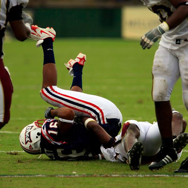 FAU Football vs University of Louisiana-Monroe 27Oct07 - (610)sq