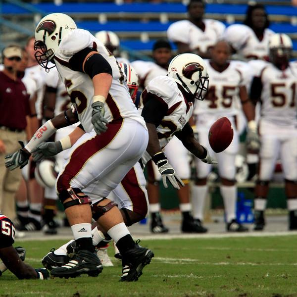 FAU Football vs University of Louisiana-Monroe 27Oct07 - (203)sq