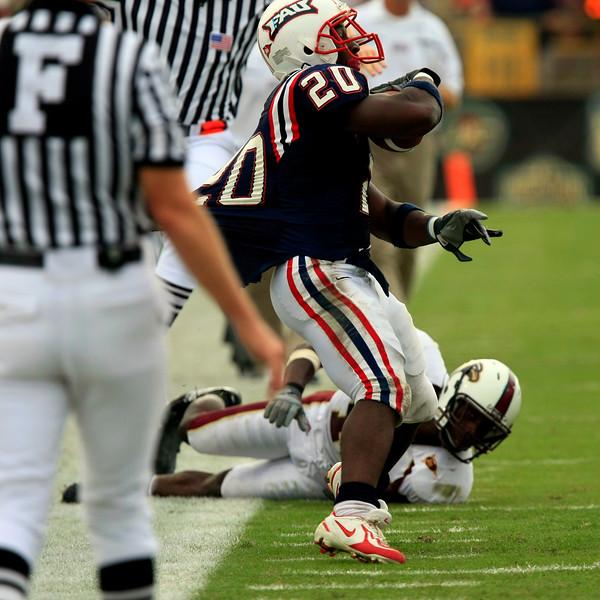 FAU Football vs University of Louisiana-Monroe 27Oct07 - (600)sq